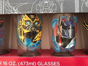 Transformers Glases