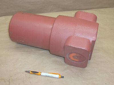 New Hydac Hycon Hf3p-bh3-08g3d1.112-l115 Filter Element Housing 6000 Psi