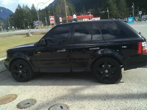2006 Range Rover sport supercharged suv