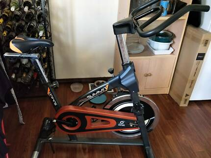 Orbit Summit Spin Bike with Fly Wheel