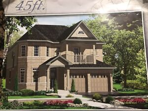 Brand new 4 bedroom Detached house for rent in Bowmanville ele B