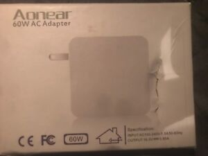 Aonear 60W A/C Adapter for MacBook Pro