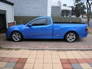 2011 Ford Falcon Ute Blyth Wakefield Area Preview