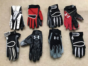 Football gloves - Assorted Sizes