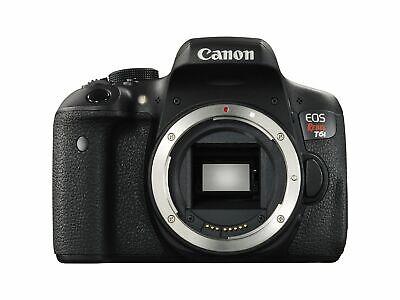 Canon EOS Rebel T6i 750D Digital SLR Camera