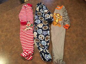 Pyjamas polar bébé 6 mois