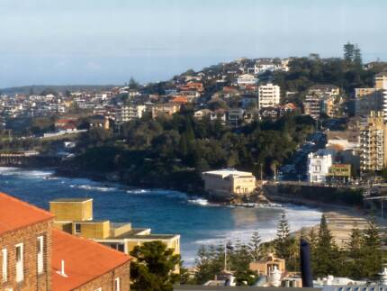 Furnished Room for Rent 4/9-10/10/15 Coogee Beach 250pw Coogee Eastern Suburbs Preview