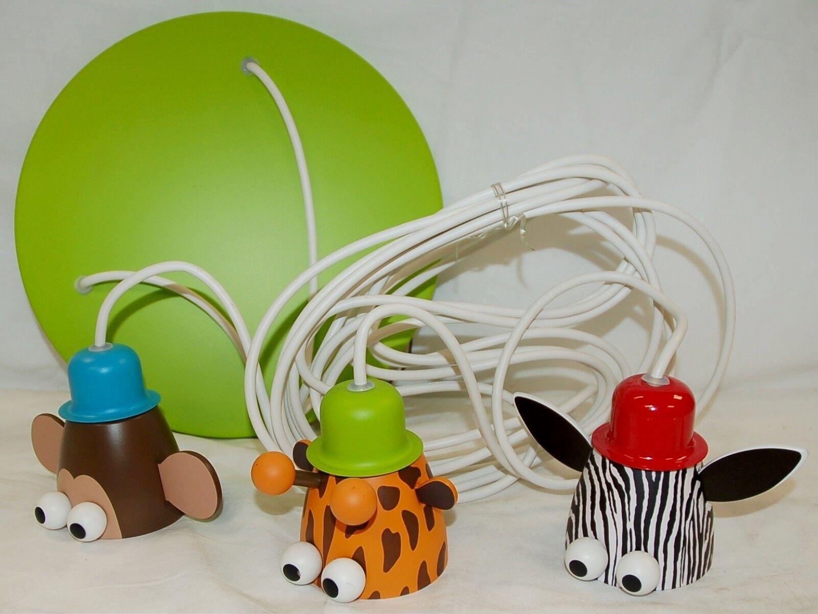 Philips Kidsplace Zoo Animal Suspension Light Ceiling Lamp