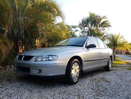 Holden Commodore 2001 vx in good condition
