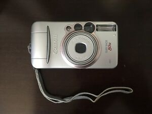 Canon Sure Shot Film Camera and case (for film only