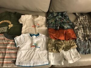 Boys size 3-6 month Summer Clothing