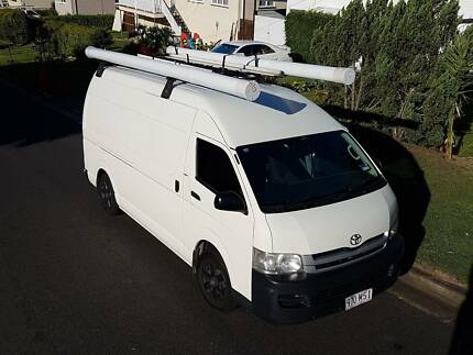 2009 Toyota Hiace Super LWB - Electrical/Refridgeration Work Van