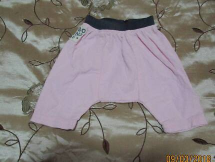 Baby Girl Size 0000 Bundle 2 Inc Seed Sprout Pumpkin Patch