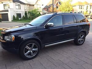 2009 Volvo XC90 R-Design (sports package)