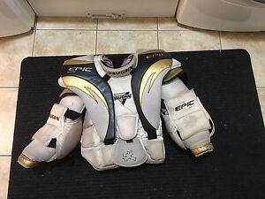 ***Goalie Chest Protector