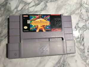 Earthbound for snes