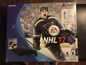 Brand New PS4 w/ NHL 17