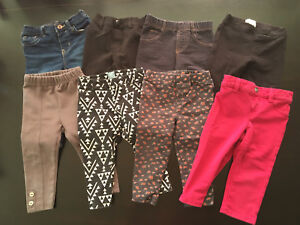 Girls pants size 12-18 months