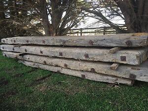 Recycled Timber Beams (Bridge Beams) Ringwood Maroondah Area Preview