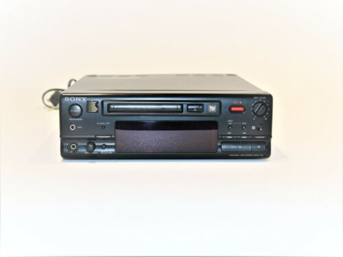 Sony Home Theater Digital Minidisc Recorder MDS-101
