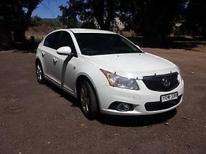 2012 Holden Cruze Hatchback Tumut Tumut Area Preview