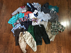 Assorted boys 12-18 month clothing