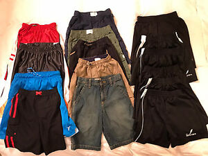 Boys size 8 shorts bundle