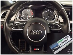 Paddle shift extender Audi A4/S4 A5/S5 2013@2014