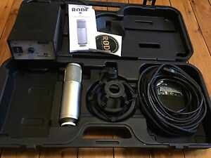 Rode K2 Microphone, multi pattern Tube Condenser Maroubra Eastern Suburbs Preview