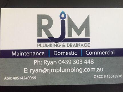 RJM Plumbing&draining