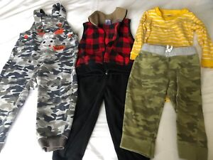 Baby boy clothes size 18 month