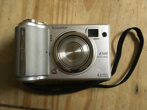 Fujifilm finepix e500 4.1mp