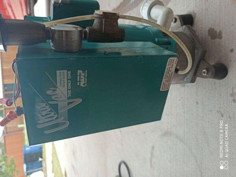 Apollo dental Vacuum wet ring 2 hp ultravac