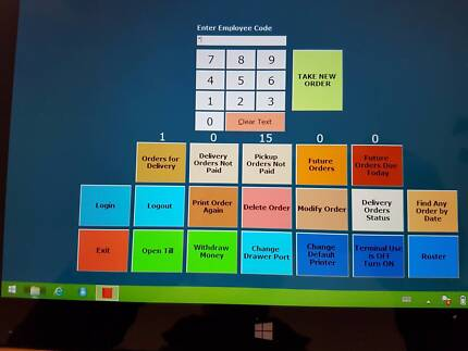 Customised POS System - Complete Hospitality Solution