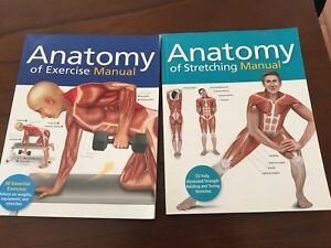 Anatomy Manuals - Exercise and Stretching Wavell Heights Brisbane North East Preview