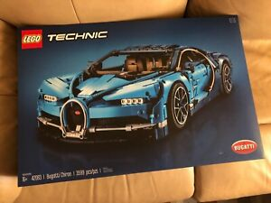Brand new Lego Technic Bugatti