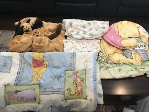 Entire Lot of Baby Stuff (Winnie the Pooh)