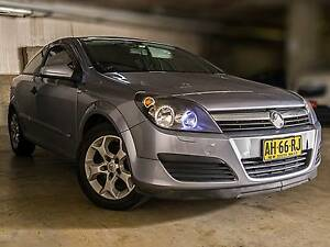 2005 Holden Astra Coupe Sydney City Inner Sydney Preview