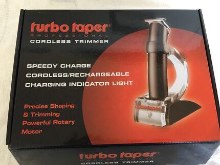Hairdressing Turbo Taper  Professional Salon Cordlesss Trimmer