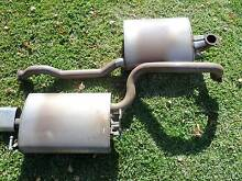 Ford Falcon FG  XR 6 Exhaust sedan Trafalgar Baw Baw Area Preview
