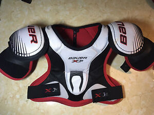 Kids Hockey Shoulder Pads - JR Large