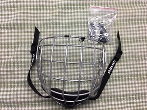 Hockey face mask cage Bauer MM New