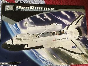 Lego megablock fusée/ navette spatiale