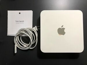 Apple Time Capsule 2tb router