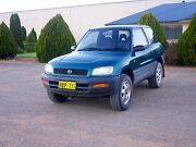 1994 Toyota RAV4 Coupe Melbourne CBD Melbourne City Preview