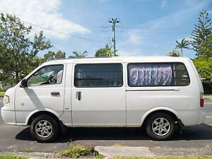 2004 Kia Pregio Campervan Byron Bay Byron Area Preview