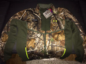 Under Armour Scent Control Camo Jacket Brand New with tags