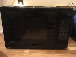 Kenmore micro/convection oven