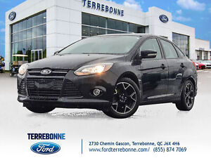2014 Ford Focus SE mags berline sync fin disp