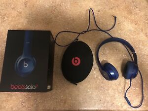 Beats Solo 2 Wired Headphones.